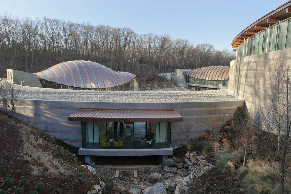 Photo of Crystal Bridges Museum of American Art